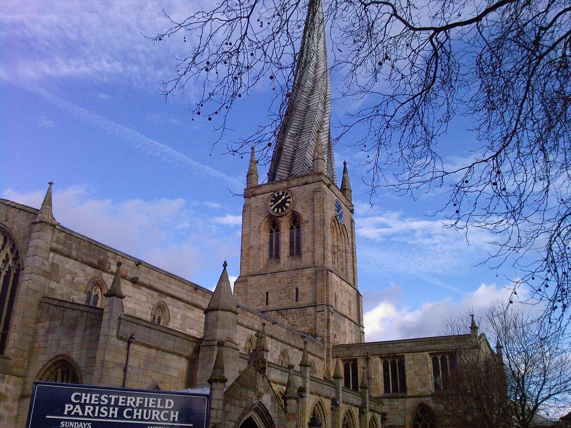 Chesterfield_Parish_Church