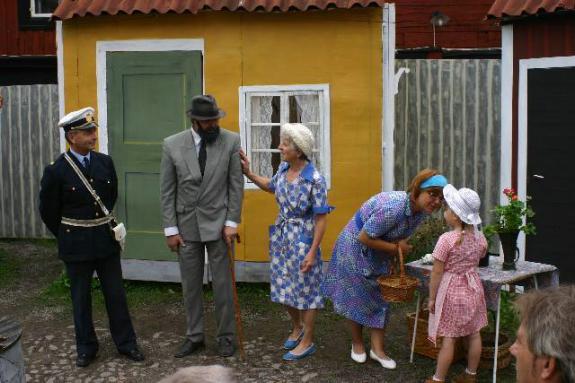 Kalle Blomkvist sommaren 2007